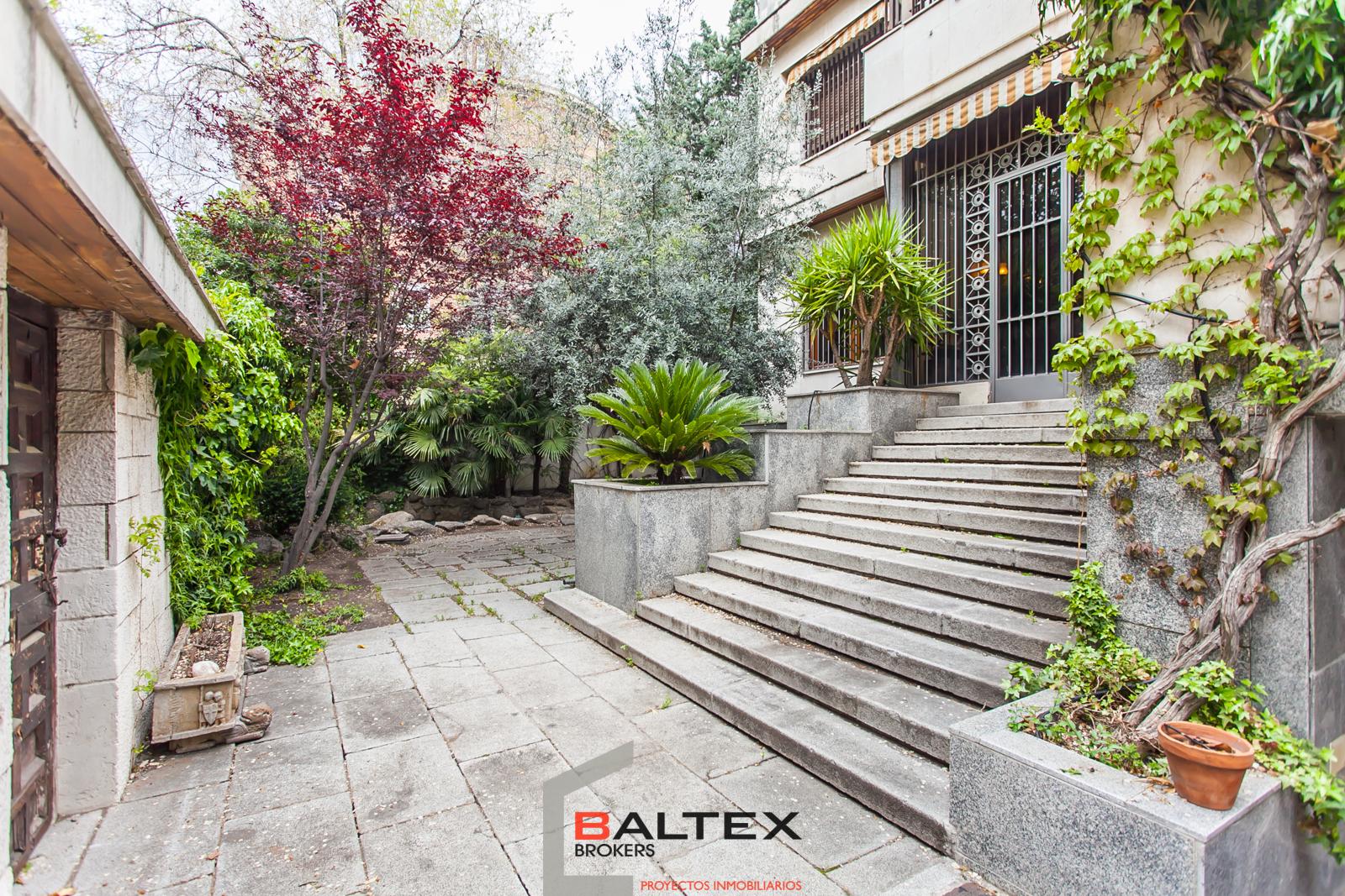 Chalet Barrio Chamartín-El Viso
